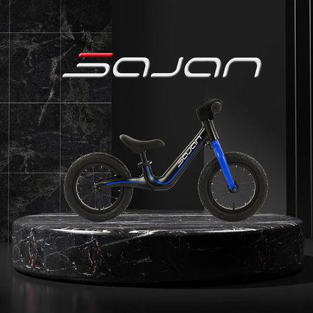 Sajan Sajan Laufrad - Magnesium - Schwarz-Blau