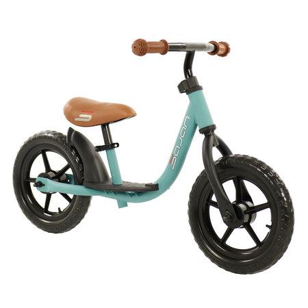 Sajan Sajan Fahrrad, Laufrad, Lauffahrrad Kinderfahrrad für 2-4 Jahr Laufräder, Jungen, Mädchen, Baby, Türkis