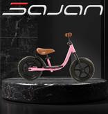 Sajan Sajan Fahrrad, Laufrad, Lauffahrrad Kinderfahrrad für 2-4 Jahr Laufräder, Jungen, Mädchen, Baby, Mattrosa
