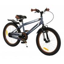 2Cycle Sports Kinderfiets - 20 inch - Grijs
