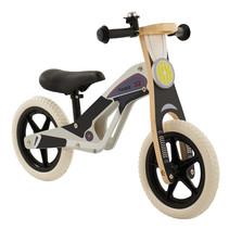 2Cycle Motor Laufrad - Holz - Schwarz-Grau