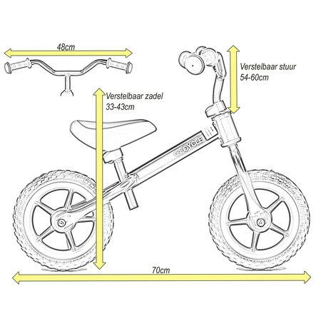 2Cycle 2Cycle Laufrad - Pastellgrün