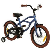 2Cycle Cruiser Kinderfahrrad - 16 Zoll - Blau