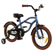 2Cycle Cruiser Kinderfiets - 16 inch - Blauw