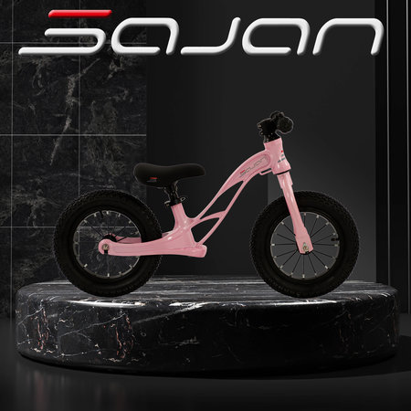 Sajan Sajan Laufrad - Aluminium - Rosa