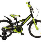 2Cycle 2Cycle BMX Kinderfiets - 16 inch - Groen-Zwart -2e
