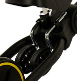 2Cycle 2Cycle 4 in 1 Dreirad-Laufrad - Gelb