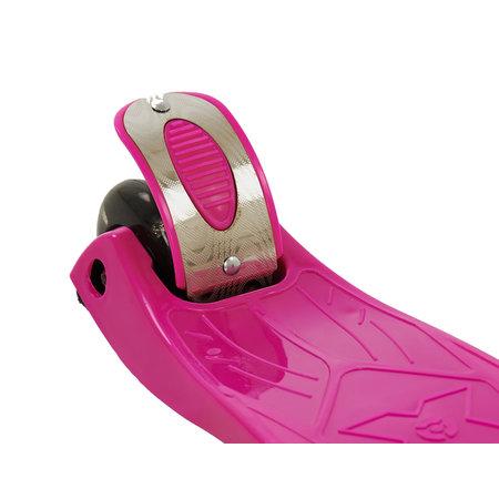 Sajan Sajan  Kinderscooter - Dreiradscooter  - LED-Räder - Rosa