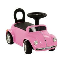 VW Kever Loopauto - Roze