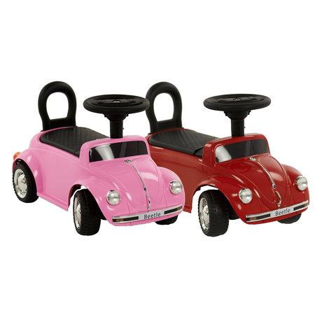 VW VW Kever Loopauto - Roze