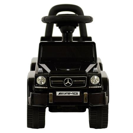 Mercedes Mercedes G-Klasse AMG Loopauto - Zwart