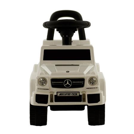 Mercedes Mercedes G-Klasse AMG Rutschauto - weiß