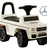 Mercedes Mercedes G-Klasse AMG Loopauto - Wit