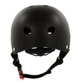 Sajan Sajan Fahrradhelm - Skathelm - Helm mattschwarz - Größe-S