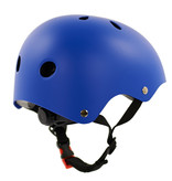 Sajan Sajan Fahrradhelm - Skathelm - Helm mattblau - Größe-S