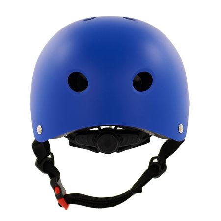 Sajan Sajan Fietshelm - Skatehelm - Helm Mat-Blauw - Maat-S
