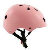 Sajan Sajan Fahrradhelm - Skathelm - Helm Mattrosa - Größe-S