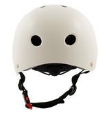 Sajan Sajan Fahrradhelm - Skathelm - Helm Mattweiß - Größe-S