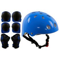 Sajan Schutzset Blau - Größe-S