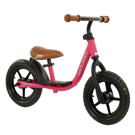 Sajan Sajan Fahrrad, Laufrad, Lauffahrrad Kinderfahrrad für 2-4 Jahr Laufräder, Jungen, Mädchen, Baby, MattFuchsie - Copy