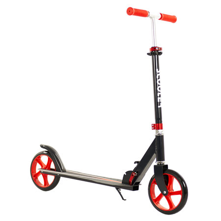 2Cycle 2Cycle Step - Grote Wielen - 20cm -Rood