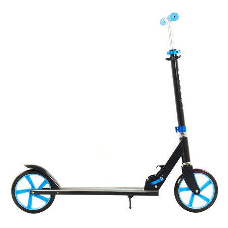 2Cycle 2Cycle Step - Grote Wielen - 20cm - Blauw