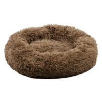 Sajan Hondenmand 50cm - Donut - Superzacht - Wasbaar - Bruin