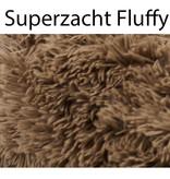 Sajan Sajan Hondenmand 60cm - Donut - Superzacht - Wasbaar - Bruin