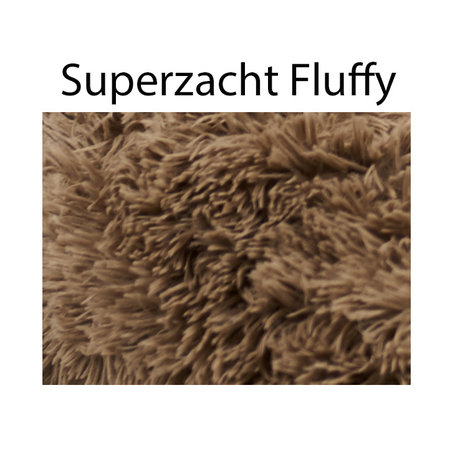 Sajan Sajan Hondenmand 100cm - Donut - Superzacht - Wasbaar - Bruin