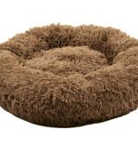 Sajan Sajan Hondenmand 80cm - Donut - Superzacht - Wasbaar - Bruin