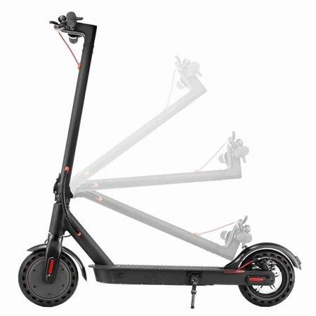 2Cycle iEzway EZ6 Elektroroller - E-Step - E-Scooter - Faltbar - LED-Beleuchtung 350W