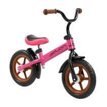 Sajan Loopfiets - 12 inch - Roze