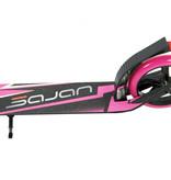 2Cycle Sajan Step - Aluminium -  Grote Wielen - 18cm -Roze