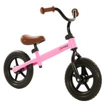 2Cycle Laufrad für Ihr Kind, Lauffahrrad, Kinderfahrrad für Jungen Mädchen Baby Balance Bike, Mattrosa