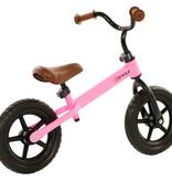 2Cycle 2Cycle Laufrad für Ihr Kind, Lauffahrrad, Kinderfahrrad für Jungen Mädchen Baby Balance Bike, Mattrosa