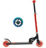 Sajan Sajan Kinderroller - LED Räder - Aluminium - Rot