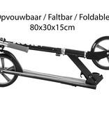 Sajan Sajan Roller - Große Räder - 20cm - Weiß