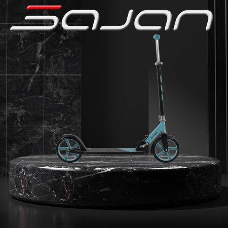 Sajan Sajan Step - Grote Wielen - 20cm - Turquoise