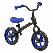 2Cycle Loopfiets - Zwart-Blauw