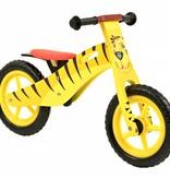 2Cycle 2Cycle Tijger Loopfiets - Hout