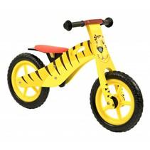 2Cycle Tijger Loopfiets - Hout