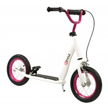 2Cycle Step - Luchtbanden - 12 inch - Wit-Roze