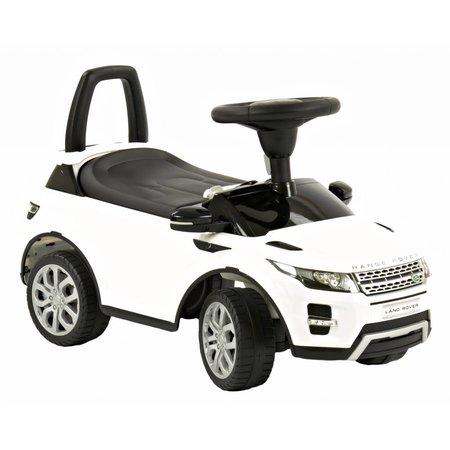 Range Rover Range Rover Evoque Loopauto -  Wit