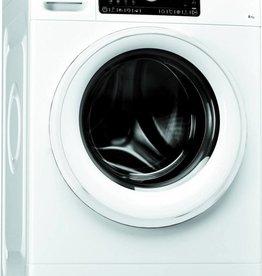 whirlpool Whirlpool vrijstaande wasmachine: 8 kg - FSCR80417