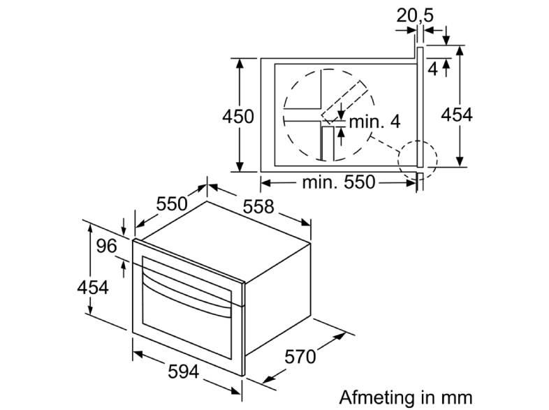 Bosch Bosch CMA583MS0