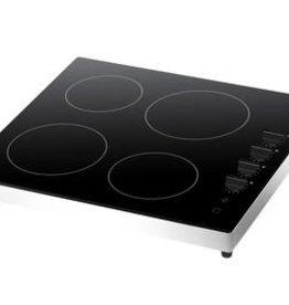 Inventum Inventum VKC6010WIT Opbouw kookplaat Keramisch 4 pits Wit - Perilex aansluiting