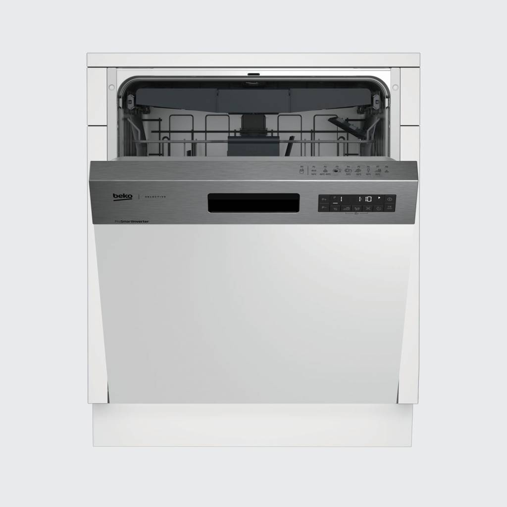 Beko Beko DSN28420X | SELECTIVE | Half inbouw vaatwasser | A++ | 46dB