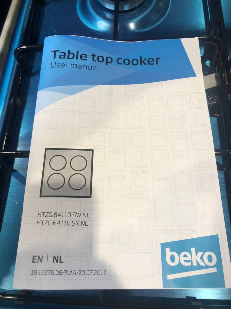 Beko BEKO HTZG 64110 SX NL