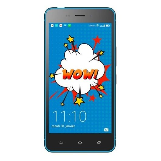 Hisense HISENSE Smartphone C30 Rock-Lite Blauw