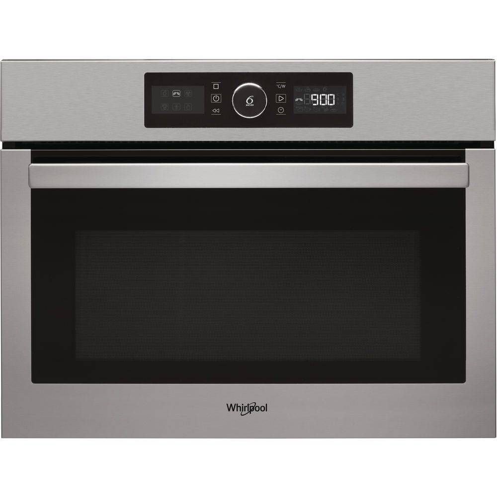 whirlpool Whirlpool AMW 9605/IX | Nis 45cm | Combi oven | Inbouw